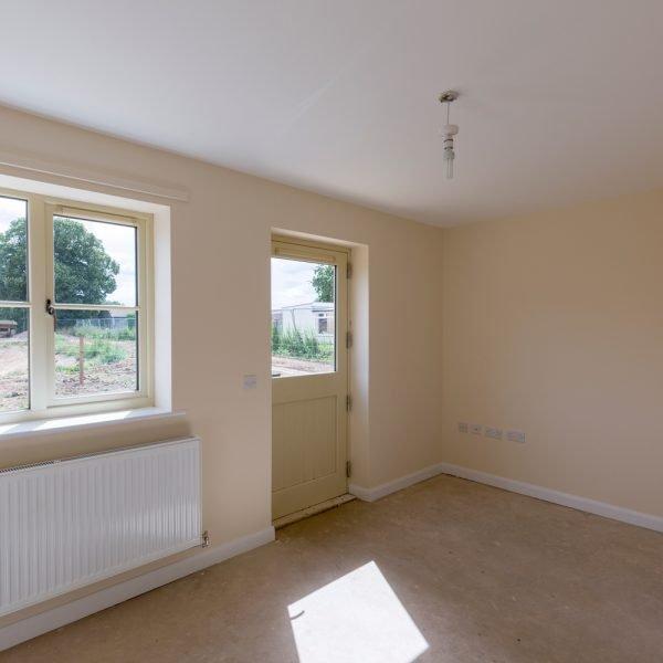 Residential interiors finishing Burgh Apton