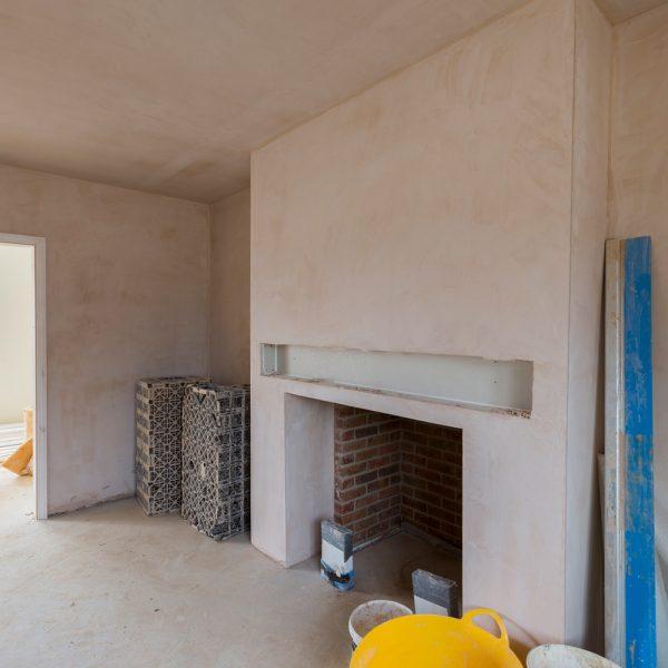 Plastering residential in Burgh Apton
