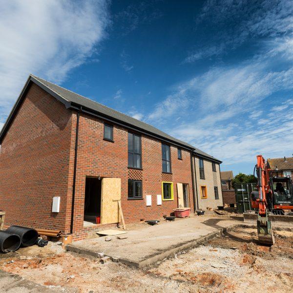 social housing development