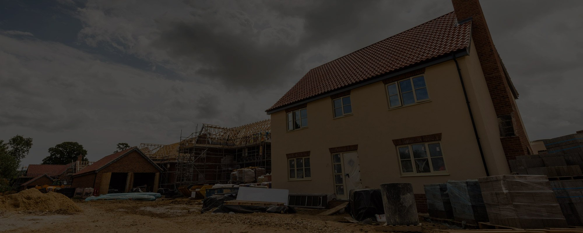 External rendering in Norfolk