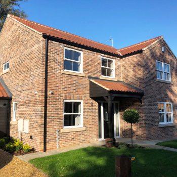 Residential development in Norfolk